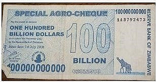 zimmbabwe dinh phat hanh tien moi to bac 100 ty do la chi du mua 6 cu lac