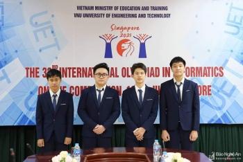 2 hoc sinh truong thpt chuyen phan boi chau gianh huy chuong bac olympic tin hoc quoc te nam 2021
