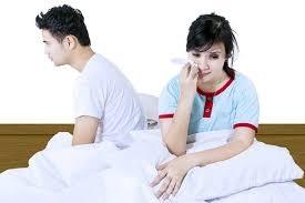 Chồng trót dại, vợ mất cảm giác ái ân