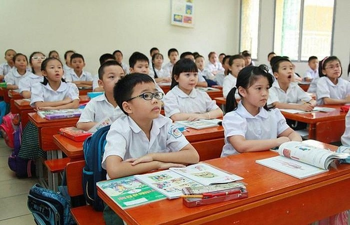 Học sinh tiểu học được miễn học phí từ ngày 1/7