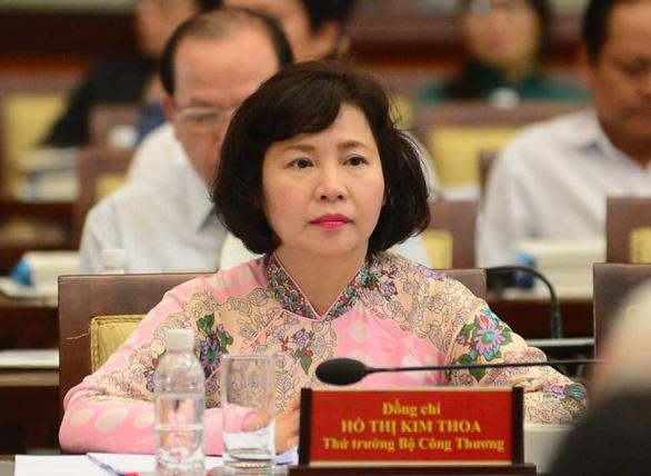 Khởi tố cựu Bộ trưởng Công Thương Vũ Huy Hoàng và cựu Thứ trưởng Hồ Thị Kim Thoa