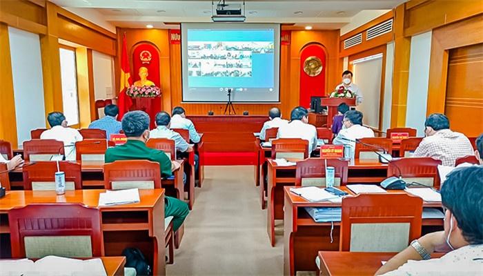 Bí thư Tỉnh ủy Khánh Hòa phê bình Thành ủy- UBND TP Nha Trang trong công tác phòng, chống dịch Covid-19