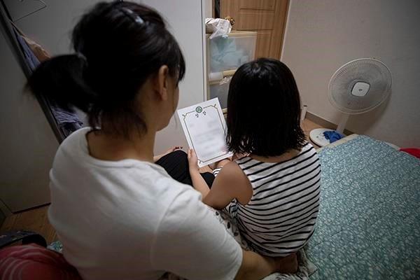 Vợ Việt bị bạo hành và chặng đường ở lại Hàn sau ly hôn đầy chông gai