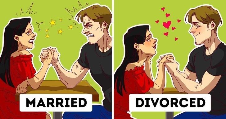 7 lý do vì sao ly dị tốt hơn cuộc hôn nhân tồi tệ