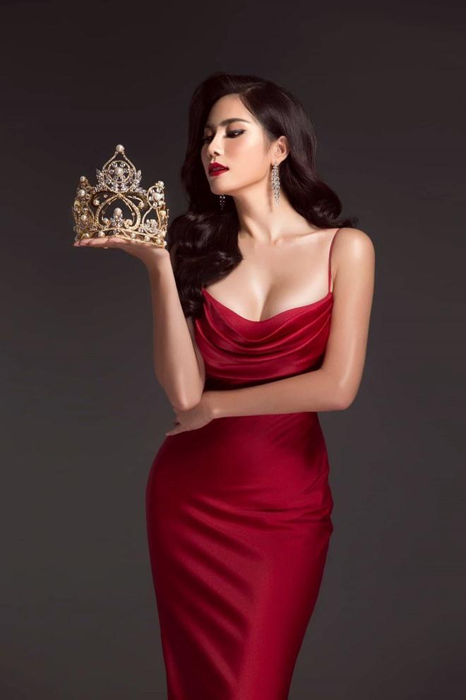 Hoàng Hạnh đại diện Việt Nam thi Hoa hậu Trái Đất 2019