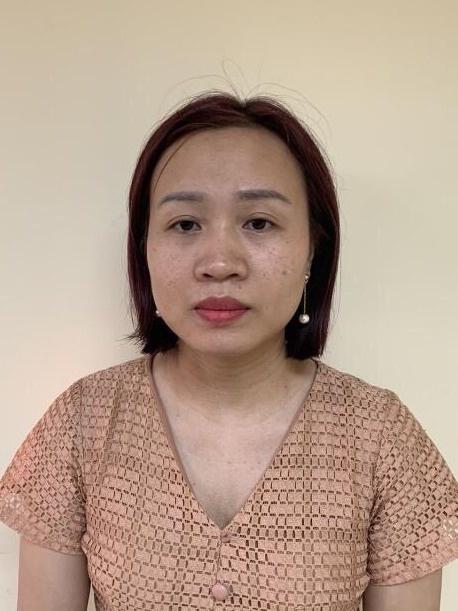 Nữ kế toán trưởng CDC Hà Nội bị khởi tố