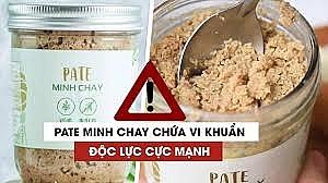 thuc pham co doc
