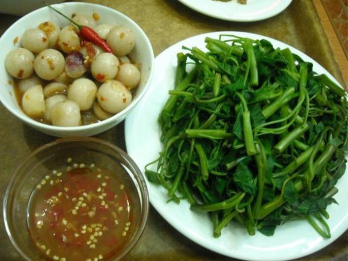 Những loại rau ăn vào có thể gây hại cho sức khỏe