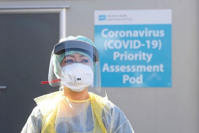 Làn sóng lây lan dịch bệnh Covid-19 lần thứ 2 ở Anh đang trầm trọng