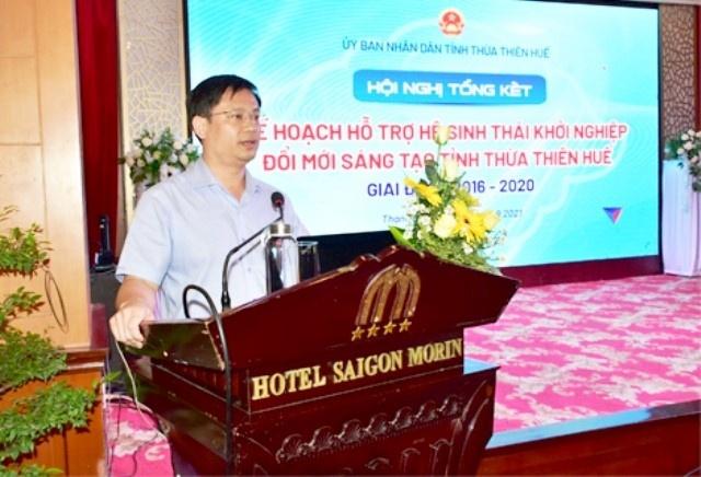 Cố đô Khởi nghiệp và cuộc đua khởi nghiệp đổi mới sáng tạo Thừa Thiên Huế