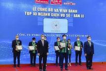 yen sao khanh hoa dat top 10 nganh dich vu so ban le thuong hieu manh viet nam 2020 2021