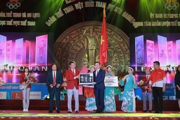 Việt Nam đặt mục tiêu vào top 3 trong bảng tổng sắp huy chương