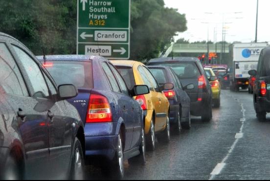 Cảnh báo: Sống gần đường khiến bạn có nguy cơ bị mù lòa