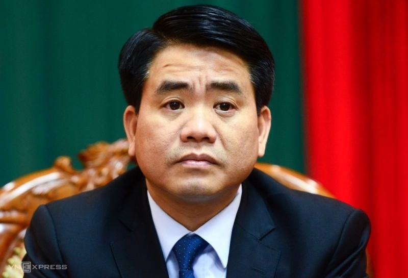 Đề nghị truy tố ông Nguyễn Đức Chung về tội