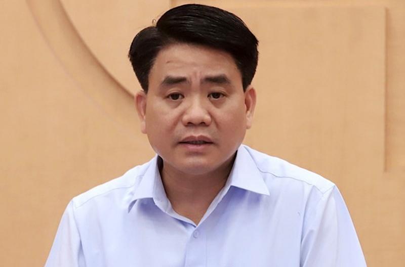 Xét xử kín vụ ông Nguyễn Đức Chung
