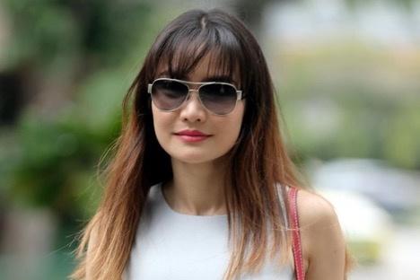 Nữ diễn viên Singapore Melissa Faith Yeo bị phạt 5.000 dollars vì cư xử khiếm nhã