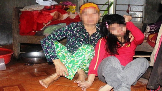 Hiếp dâm cô gái khuyết tật, cán bộ văn phòng Trường tiểu học bị khởi tố