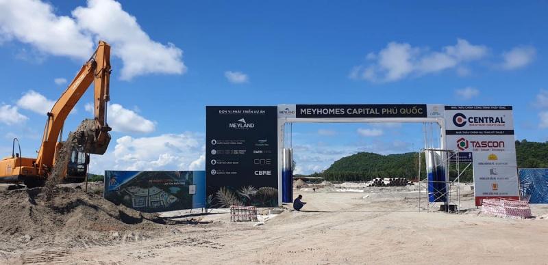 Kiên Giang: Vì sao CĐT Meyhomes Capital Phú Quốc từ chối cung cấp thông tin liên quan đến ĐTM dự án?