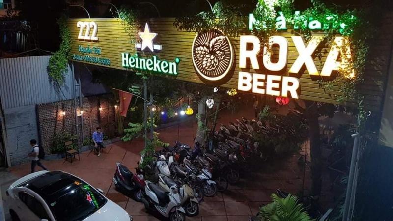 nha hang roxa 222 nguyen trai su dung dat sai muc dich ubnd phuong thuong dinh co bat luc