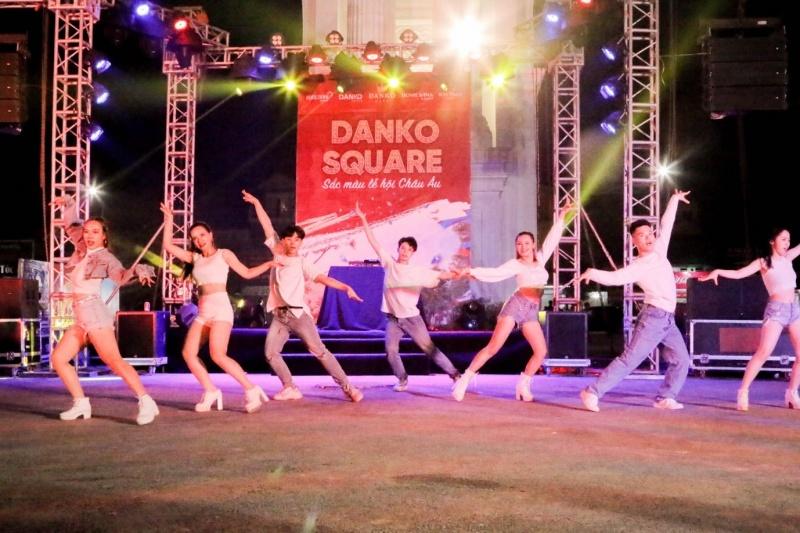 Danko Square – điểm du lịch độc đáo, mới lạ tại Thái Nguyên