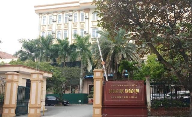 """Thanh Hóa: Giám đốc Sở Giáo dục và Đào tạo có """"nâng đỡ không trong sáng"""" đối với ông Lê Mạnh Quang?"""