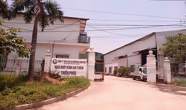 Sai phạm tại Công ty Thiên Phúc: Sở TN&MT Thanh Hóa khẳng định sử dụng đất không đúng chức năng nhưng...không thể xử phạt