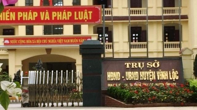 Huyện Vĩnh Lộc (Thanh Hóa): Vợ chủ tịch xã Vĩnh Thịnh khai man hồ sơ, trục lợi bảo hiểm?