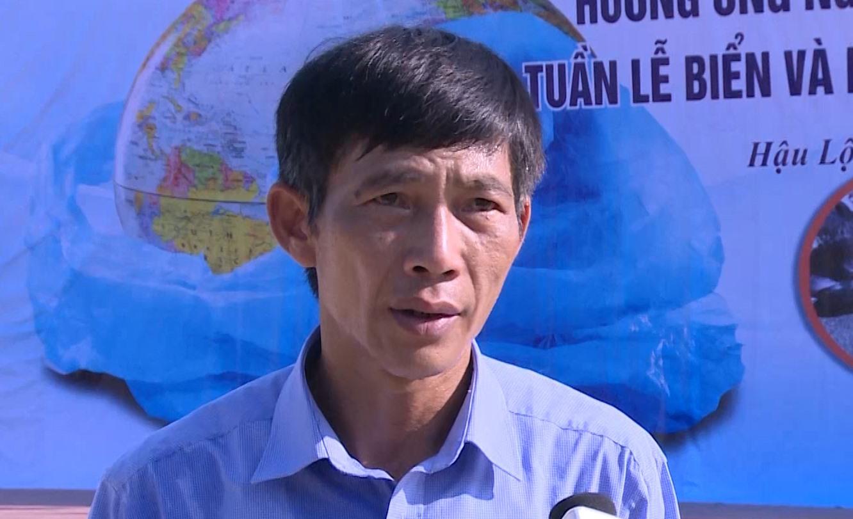 Bắt ông Nguyễn Văn Long, Phó Chủ tịch UBND huyện Hậu Lộc, tỉnh Thanh Hóa