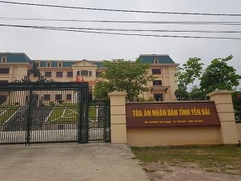 vksnd tinh yen bai khang nghi giam doc tham huy ban an cua cua 2 cap toa an