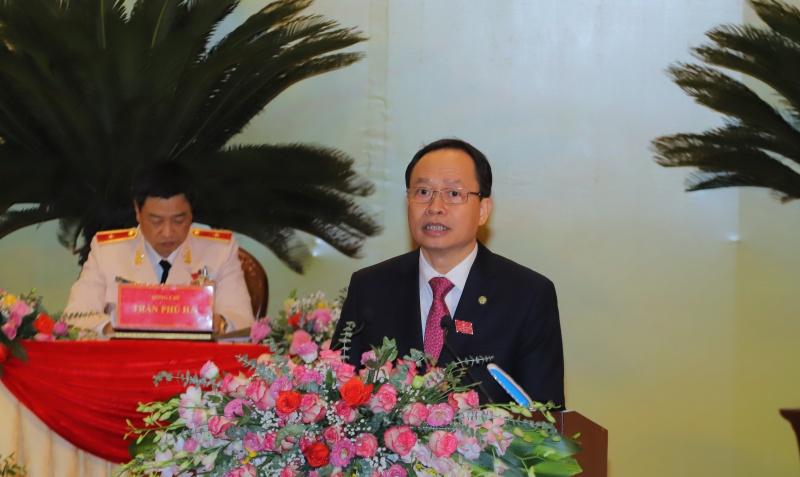 Toàn văn Diễn văn khai mạc Đại hội của Bí thư Tỉnh ủy Thanh Hóa