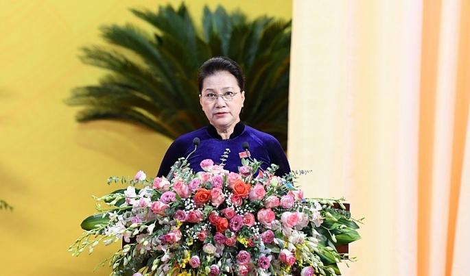 toan van bai phat bieu cua chu tich quoc hoi tai dai hoi dai bieu dang bo tinh thanh hoa lan thu xix nhiem ky 2020 2025