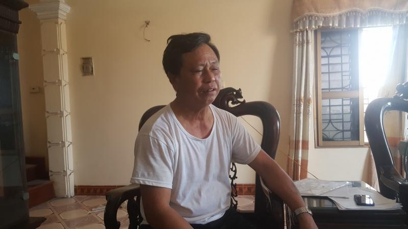 cong an nam dinh xem xet giai quyet vu giam doc gia mao chu ky