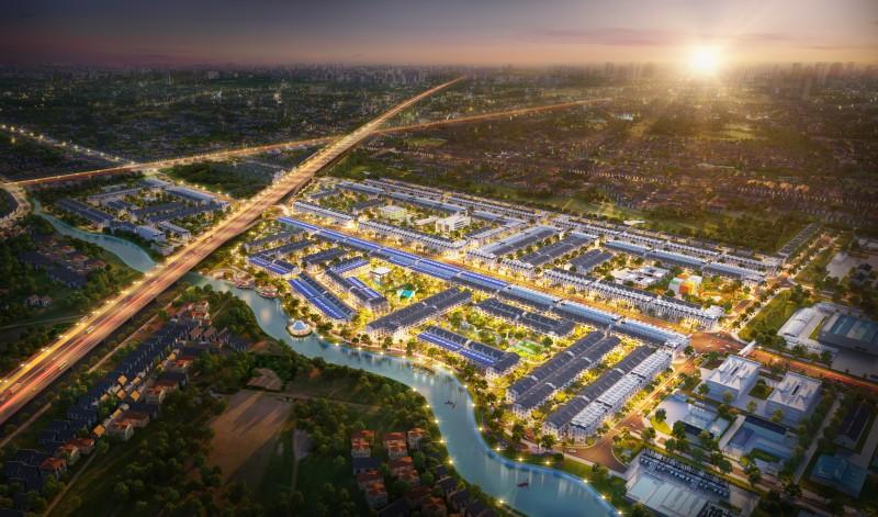 Bất động sản 2021: Phát triển khu công nghiệp về vùng Tp.HCM mở rộng