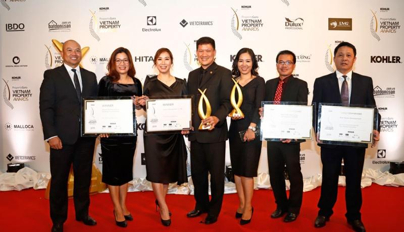chien thang tai vietnam property awards 2019 phuc khang khang dinh thuong hieu bat dong san xanh chinh pham