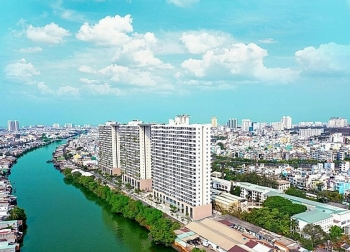 diamond lotus riverside lot top 5 cong trinh xanh tot nhat 2020
