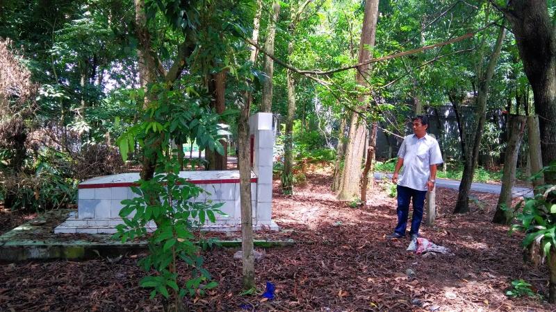"""Hoang mang vì ngôi mộ người thân chôn cất hơn 40 năm có nguy cơ bị """"phong tỏa"""""""