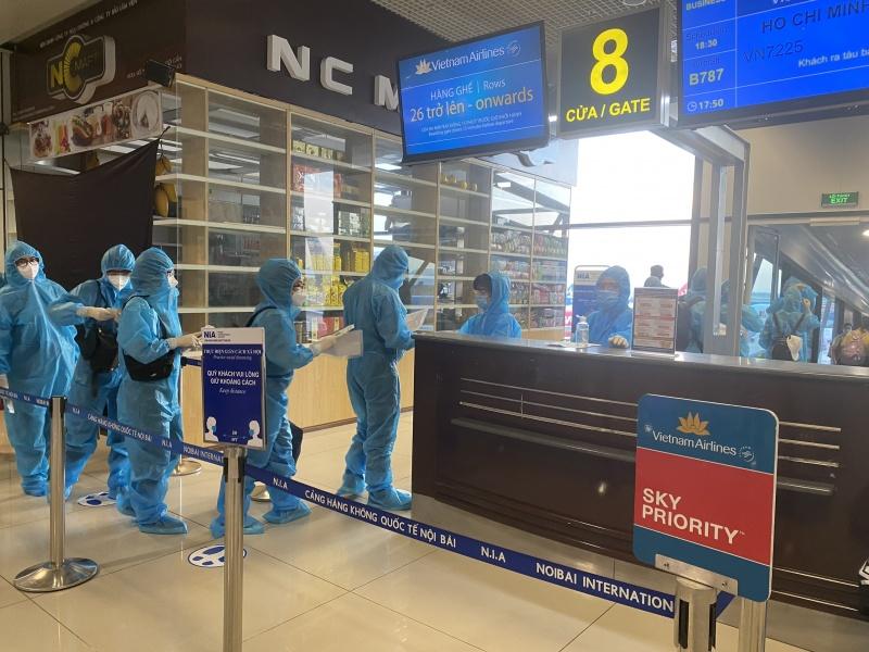 Vietnam Airlines Group khôi phục đường bay nội địa sau ngày 20/10