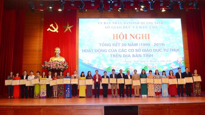 Quảng Ninh: Đầu tư hơn 2.000 tỷ đồng cho giáo dục tư thục