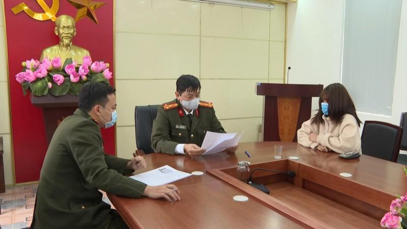 Quảng Ninh: Xử lý 2 người nhập cảnh trái phép sang Trung Quốc
