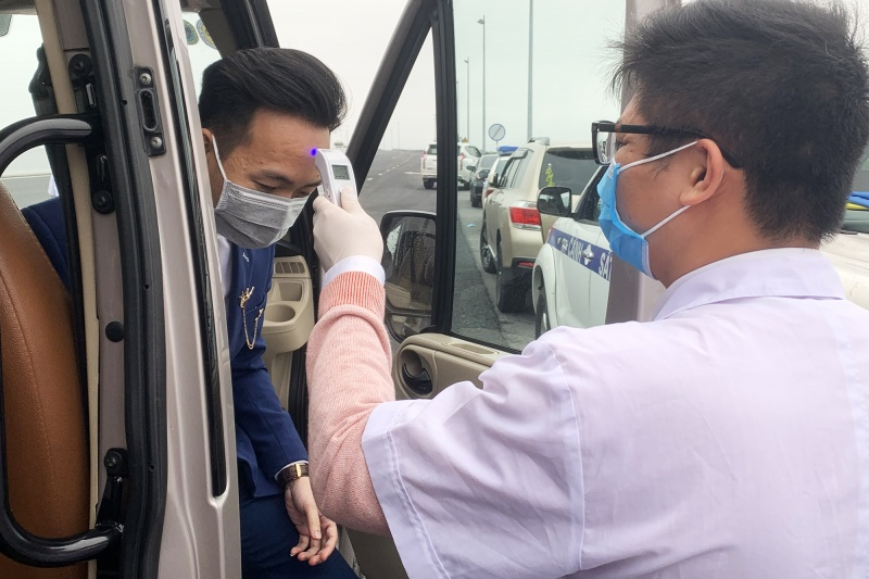 Quảng Ninh: Tạm dừng hoạt động vận tải khách Quảng Ninh đi Hà Nội và ngược lại