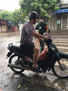 Quảng Ninh: Xử phạt 50 trường hợp cố tình không đeo khẩu trang ở nơi công cộng