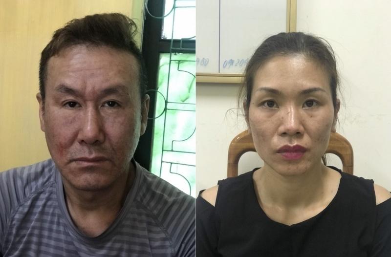 Quảng Ninh: Vừa ra tù, cặp vợ chồng lại tiếp tục điều hành đường dây bán lẻ ma túy