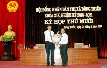 Quảng Ninh: TX.Đông Triều có Chủ tịch HĐND và Phó Chủ tịch UBND mới