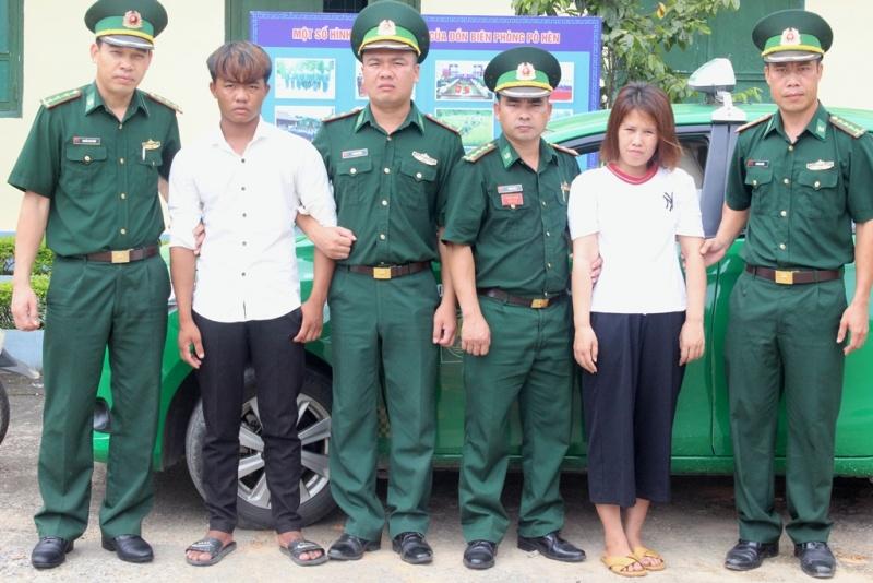 Quảng Ninh: Bắt giữ đối tượng buôn bán trẻ sơ sinh sang Trung Quốc