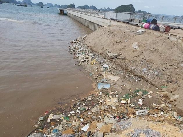 Quảng Ninh: Nhiều vụ tai nạn chết người tại bãi tắm Hòn Gai do thi công ẩu?
