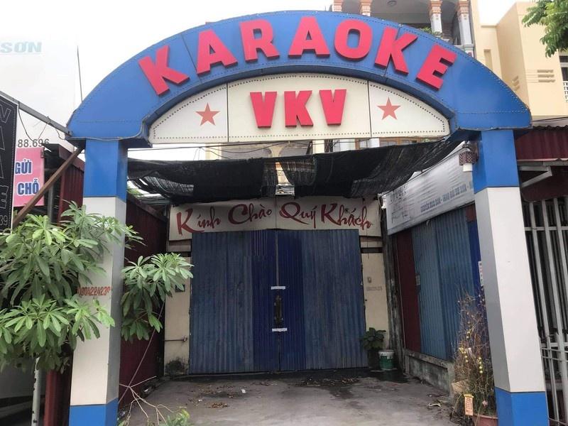 """Hải Phòng: Thư ký tòa án """"chơi"""" ma túy trong quán karaoke giữa mùa dịch"""