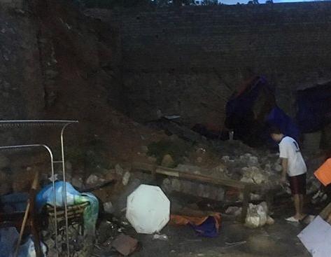 Quảng Ninh: Sạt lở bờ kè khiến một người tử vong