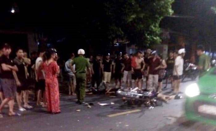 Hải Phòng: Tai nạn giao thông, bốn người thương vong