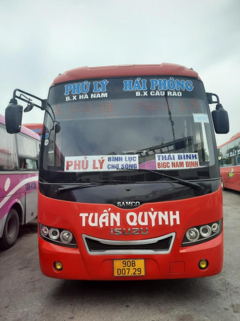 Hải Phòng: Tạm dừng hoạt động vận tải tới TP Phủ Lý