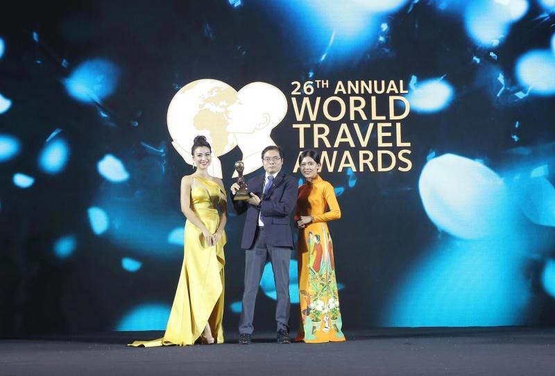 Quảng Ninh: Cảng hàng không quốc tế Vân Đồn nhận danh hiệu sân bay mới tốt nhất châu Á